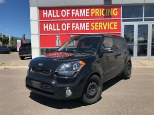 2013 Kia Soul 4u LUX, Leather, Nav, Heated Seats Power Group