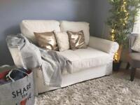 Ikea sofa bed x2