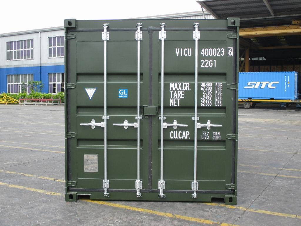 Boxmoves 1 Container sales