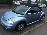 Beautiful little beetle for sale excellent inside and out