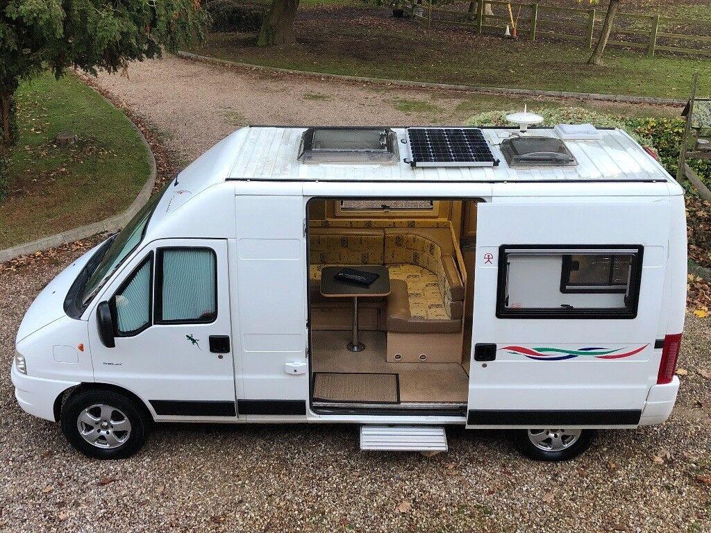 2006 Citroen Relay 2.2 HDi LWB Camper Van 2 Berth Tynedale - Huge Spec -  Luxury - Part Ex Welcome