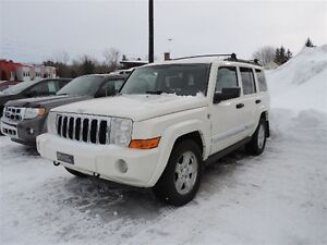 2006 Jeep Commander LIMITED CUIR TOIT OUVRANT PANO