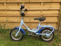 Puky Z2 bike - blue