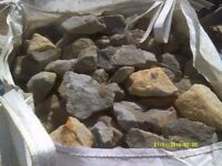 GABION ROCKERY STONES **BULK BAG WITH LOCAL DELIVERY**
