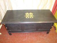 Vintage Blanket Box/Storage Unit