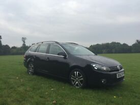 Volkswagen Golf 2.0 TDI 140 2012 Estate