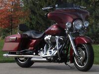 2009 Harley-Davidson FLHX Street Glide  An Outstanding 131,300 m