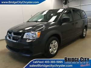 2012 Dodge Grand Caravan SXT- Full Stow 'n' go Seating and Rear