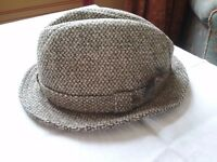 Vintage T. O'Gorman & sons Trilby 6 & 3/4