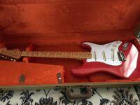 Fender custom shop stratocaster 1956 relic