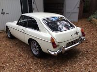 MGC GT 1969 a rare classic In immaculate condition - Proffesionally restored