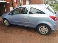 Vauxhall Corsa 1.2l 51,000 miles