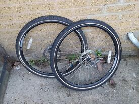 BARGAIN BIKE PARTS FOR SALE..QUICK BUY BEFORE THEY GO Derailleur/wheels/frame (not trek specialized)