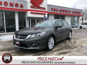2014 Honda Accord Sedan EX-L* SUNROOF! LEATHER! HEATED SEATS! BA