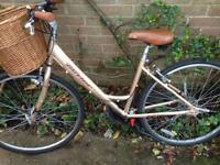 Claude Butler boulevard ladies bike / bicycle not mountain / Brompton Sutton sm3