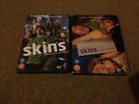 Skins box sets