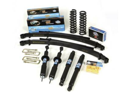 WCS WEST COAST SUSPENSION 2 Inch Suspension Lift Kit on Special
