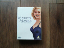 2 x Marilyn Monroe DVD Box Sets - 14 Movies BRAND NEW AND SEALED