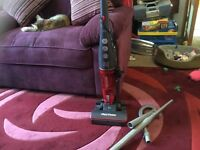 Hoover cordless, rechargeable. In good working order only a few months old,