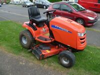 Simplicity Ride on Mower 20 HP petrol twin