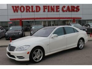 2012 Mercedes-Benz S-Class S350 BlueTEC *AMG Sport Package*