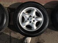 Land Rover Wheels/Tyres