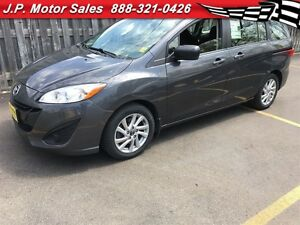 2014 Mazda MAZDA5 GS, Automatic, Third Row Seating,