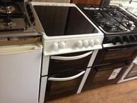 White ceramic electric cooker