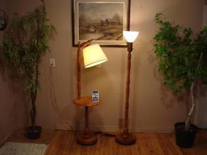 "Matching Set of ""Vilas"" Lamps"