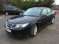 2010 MODEL SAAB 9-3 1.9 TTID TWIN TURBO DIESEL 180BHP SPARES OR REPAIR