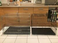 Travel and Home medium dog crate