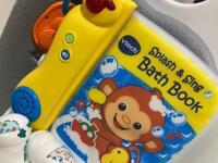 Baby interactive books