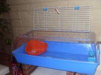 large rabbbit/guinea pig cage