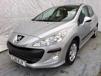 2010 Peugeot 308 1.6 Petrol VTi S 5dr AUTOMATIC,Full Delr Service History/MOT 10/03/18,Ph07459871313
