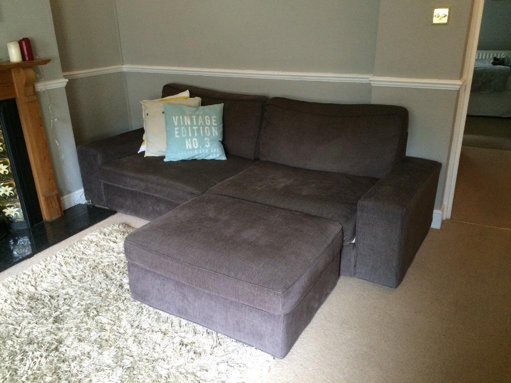 Ikea Kivik 3 Seat Sofa Bed Futton In Forest Hill London