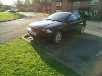 BMW 318 coupe non runner