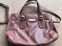 Bailey and Quinn Brown Leather Bag