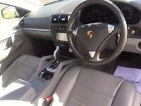2005 05 Porsche Cayenne V6 3.2, Mot'd August 2018, full leather, service hist, BEAUTIFUL CAR!!