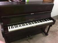 Monnington and western Piano free delivery north west