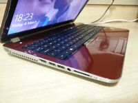 HP Pavilion 15 notebook PC (Red) Excellent Condition (Price negotiable)