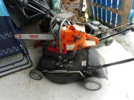 HUSQVARNA 372XP CHAINSAW 2014 MODEL