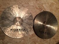 Cymbals and bass pedal clear out Istanbul Zildjian Sabian Pearl