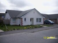 3 Bed bungalow for sale in Nairn,established garden,large summerhouse and greenhouse