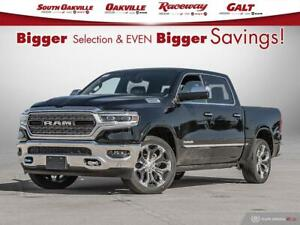 2019 Ram All-New 1500 Limited|3.92 AXLE|DUAL SROOF|SAFETY&TOW GR