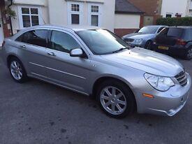 Chrysler Sebring 2.0 Diesel - 2007 - 9 months MOT. *Cheap*