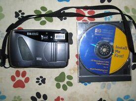 Hewlett Packard camera