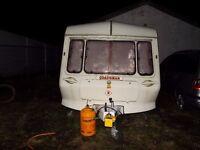2 berth coachman caravan