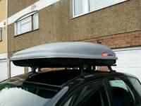 Mont blanc car roof box