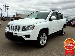 2016 Jeep Compass High Altitude 4WD *Heated Leather*