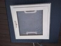 Caravan used roof skylight with flyscreen internal part only exterior is available but cracked